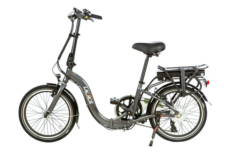 lichte fiets met lage instap