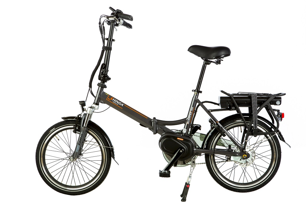 Lichte E Bike : Elektrische e bike vouwfiets trotter scamper shinga